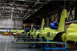 İran'ın ilk yerli savaş uçağı Kevser'ın seri üretimi başladı