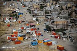 وجود ۶۵۰۰ کانکس و چادر در سرپلذهاب /۵۸ هزار واحد زلزلهزده تحویل شد
