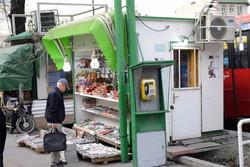 کیوسک های فرسوده شمال تهران تعویض شدند