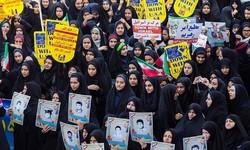 پوشش زنده راهپیمایی ۱۳ آبان از رادیو پایتخت
