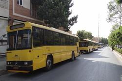 چک فنی اتوبوسها پیش از شروع سفرهای نوروزی