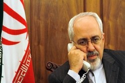 Zarif holds phone talks with 4 top European diplomats