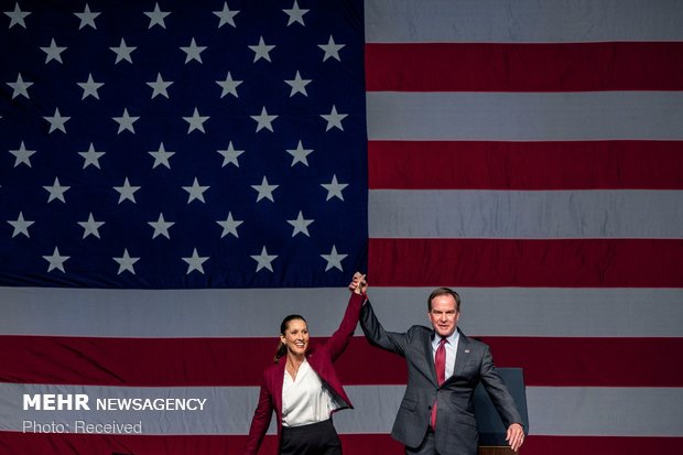آخرین تلاش های نامزدهای انتخابات آمریکا