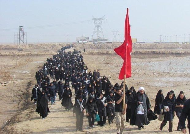 ۴۰۰ دانشآموز دختر بوشهری به راهیان نور اعزام شدند