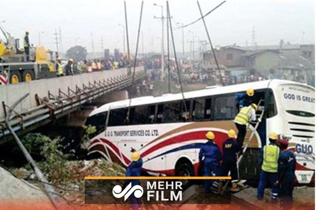 فلم/ چین میں مسافر خاتون اور ڈرائیور کے درمیان جھگڑے سے 15 افراد ہلاک