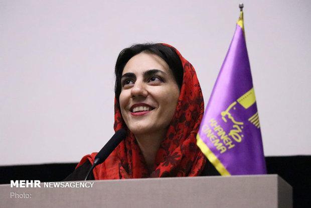 Iranian filmmaker joins juries at Zinebi filmfest. of Bilbao