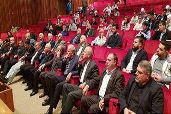 نشست «نقش مهاجران از قدس و تلاش های علمی آنها در دمشق»