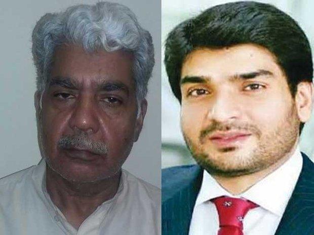 اکرام نوید کا صوبہ پنجاب کے سابق وزير اعلی کے داماد کو کروڑوں روپے دینے کا اعتراف