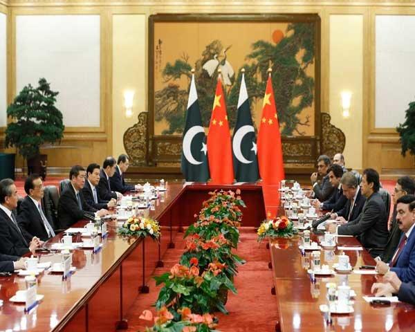 چین کا پاکستان کو معاشی بحران سے نکلنے کے لئےم دد فراہم کرنے کا اعلان