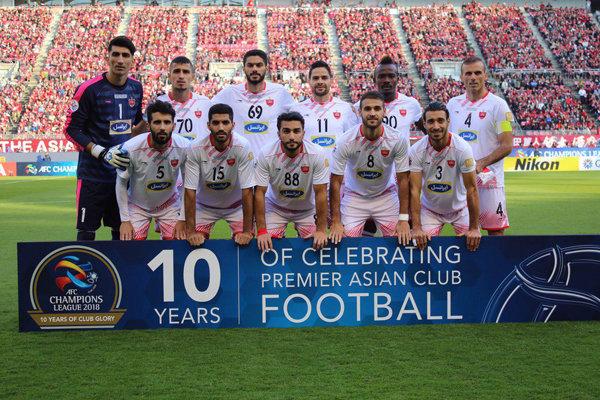 فینال لیگ قهرمانان آسیا؛ ترکیب تیم فوتبال پرسپولیس اعلام شد