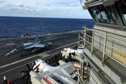 الحاق ناو هستهای آمریکا به بزرگترین رزمایش نظامی ژاپن