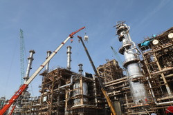 Gas sweetening plant launched at Maroon oil co.