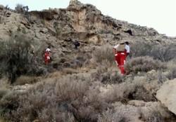 ۲ گمشده در آبشار «ابترنه» محمدآبادکتول به پایین دست منتقل شدند