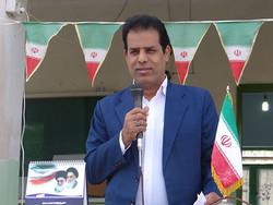 راهپیمایی ۲۲ بهمن در ۳۲ نقطه شهرستان دشتی برگزار می شود