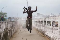 شهڕ و ئاشتی له لیبریا