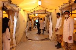 بیمارستان صحرایی در شهرستان عسلویه راهاندازی میشود