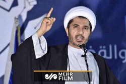 """""""الوفاق"""" تدعو للافراج الفوري عن زعيم المعارضة البحرينية"""