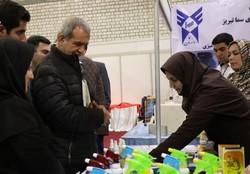 نائب رئیس اول مجلس از نمایشگاه ربع رشیدی تبریز بازدید کرد