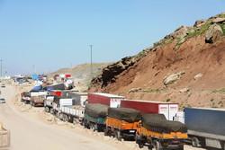 «سومار» فعالترین مرز صادراتی کرمانشاه شد