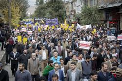 ۱۳ آبان بیانگر عشق ملت ایران به سربلندی انقلاب است