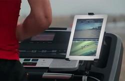 تردمیل هوشمند طراحی شد/ پیاده روی با دوستان در مکان مجازی
