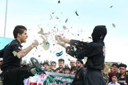 راهپیمایی استکبار ستیزی ۱۳ آبان در استان ها - ۲