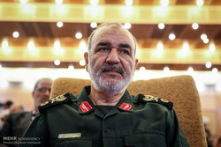 Salami says IRGC to increase defense power