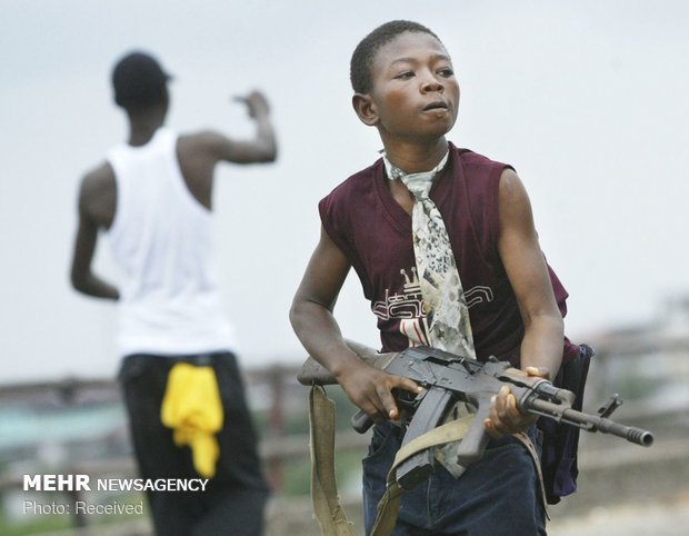 الحرب والسلام في ليبيريا