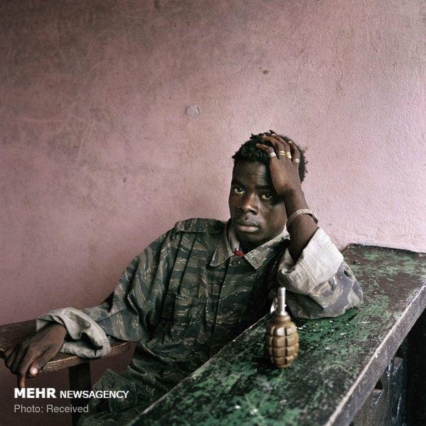 جنگ و صلح در لیبریا