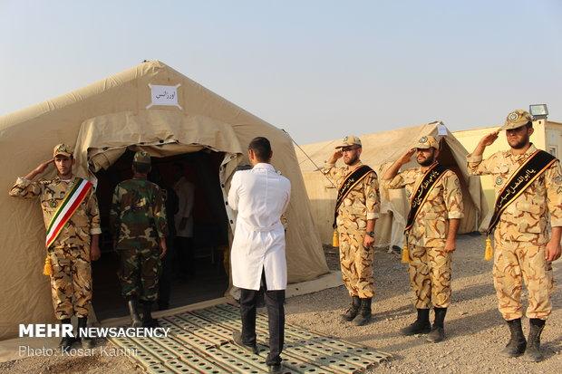 بیمارستان صحرایی چذابه