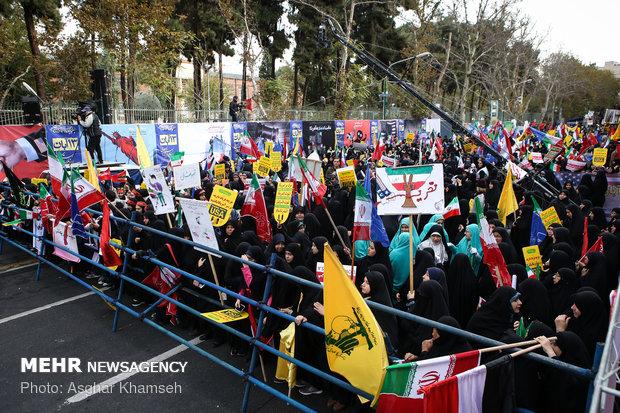 مسيرات مقارعة الاستكبار العالمي