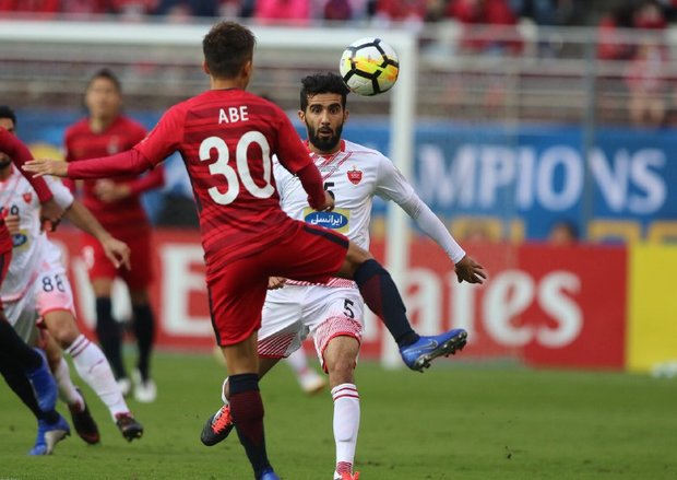 توافقاولیه باشگاه پرسپولیس برای تمدید قرارداد بازیکن عراقی