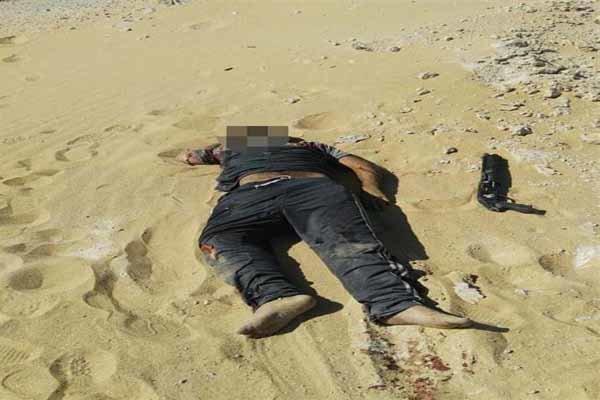 مصری فوج نے 19 وہابی دہشت گردوں کو ہلاک کردیا