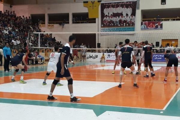 پیروزی قاطع شهرداری گنبد مقابل پیکان در غیاب تماشاگران