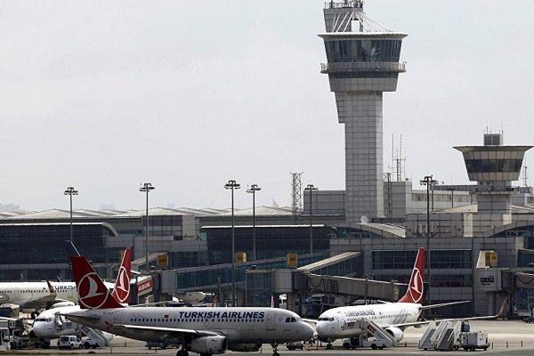 Atatürk Havalimanı'nda kaza: 9 kişi yaralandı