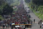 فلم/مہاجرین کی دریا سے عبور کرکے امریکہ پہنچنے کی کوشش