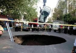 فرونشست ناشی از کاهش آبهای زیرزمینی تهران را تهدید نمیکند