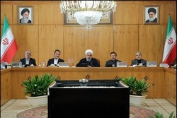 Iran cabinet discusses budget bill for next fiscal year