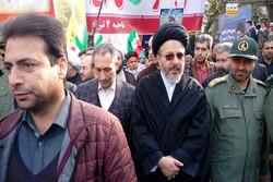 حضور پرشور نسل چهارم انقلاب در راهپیمایی نشانه بالندگی انقلاب است