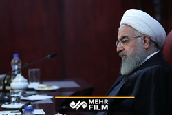 انتقاد شدید روحانی از دولت نژاد پرست آمریکا!
