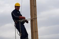 ۳۸۰ کیلومتر از شبکه فشار متوسط برق در مازندران مقاوم سازی شد