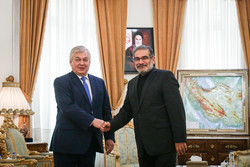 Shamkhani meets with Putin's special envoy to Syria