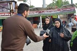 بدرقه زوار خارجی اربعین حسینی (ع) در مرز آستارا