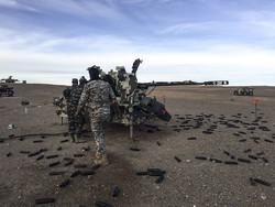 سامانه سراج در رزمایش مشترک پدافند هوایی ۹۷