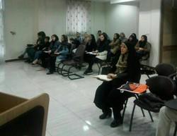 آموزش مهارتهای زندگی در فرهنگسرای گل نرگس