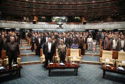 Commemoration of 7th National Passive Defense Conf.