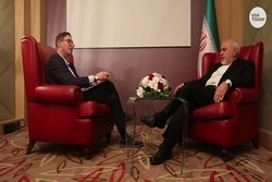 Iran willing to wait out Trump's approach: Zarif
