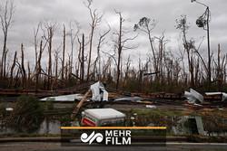 خسارات سیل و طوفان در ایتالیا