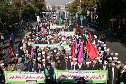 تشرف کاروان های اهل سنت ۶ استان به حرم مطهر رضوی