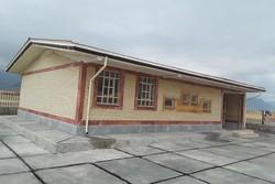 مدرسه روستای «زالی دوآب» لرستان با مشارکت بنیاد برکت افتتاح شد